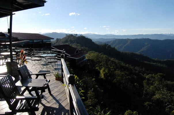 Countryside Dinner with Panoramic View in Kota Kinabalu