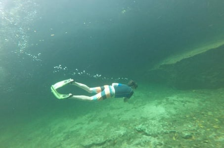 Cenote Triple Adventure Tour in Tulum
