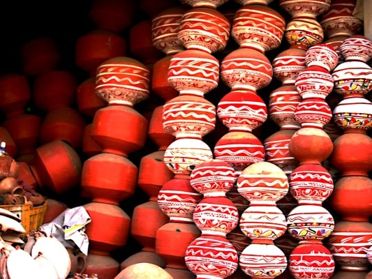 Udaipur Small Group Art Walk with Clay Pot Making