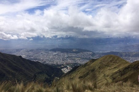 Quito City Tour Including Teleférico and Mitad del Mundo