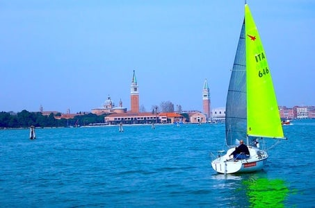 Discover the Venetian Lagoon on a Half-day Sailboat Excursion