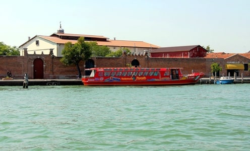 Venice City Sightseeing Hop On Hop Off Boat Tour