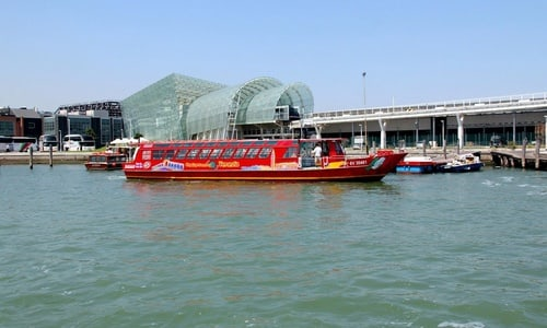 Venice hop-on hop-off boat tour: 24 and 48-hour tickets
