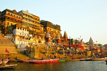 Private 3-Day City Tour of Varanasi Rickshaw and Boat Ride Including Ganga Aarti