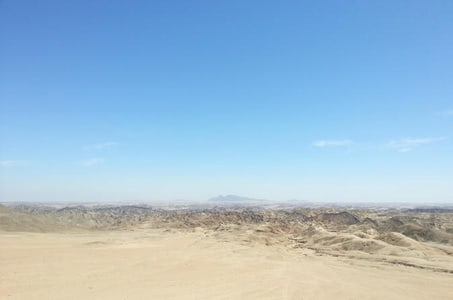 Moon Landscape and Welwitschia Day Tour from Walvis Bay