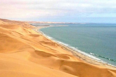Sandwich Harbour Day Tour from Walvis Bay