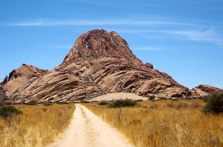 Spitzkoppe Guided Tour from Swakopmund or Walvis Bay