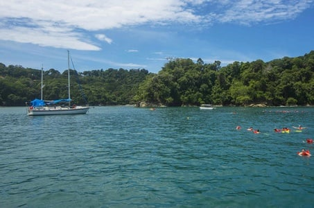 Sailing Tour with Lunch and Open Bar from Quepos- Manuel Antonio