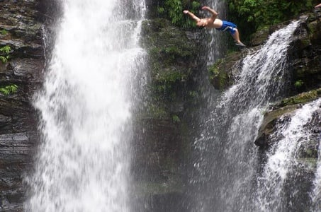 Waterfalls Adventure From Jaco
