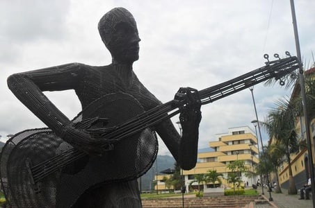 3-Hour Walking Tour and Musical Picnic in the Heart of Ibague