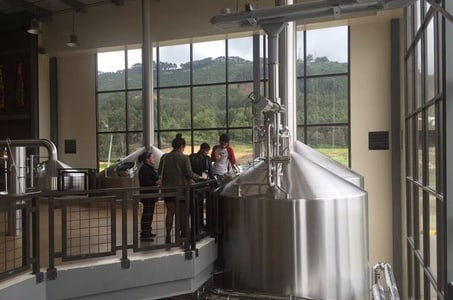 Bogotá Beer Company's Brewery Tour