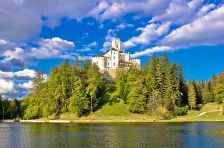 Kumrovec Trakoscan Castle and Varazdin Full Day Tour from Zagreb