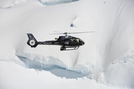 Helicopter Tour Including Glacier Landing from Queenstown