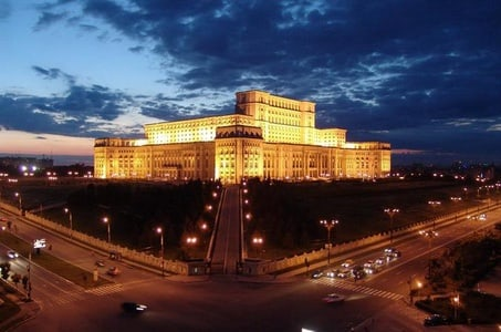 Panoramic Private Tour of Bucharest
