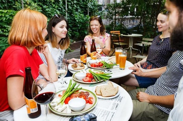 Bohemian Bucharest Markets and Mahallas Small Group Food Walking Tour with a Local Guide