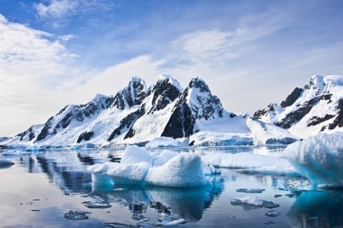Antarctica: unknown, but fashionable continent