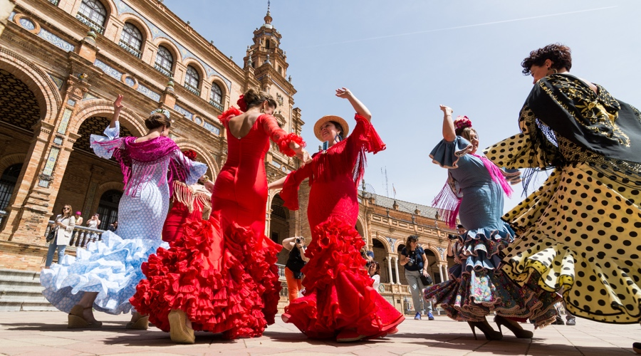 Flamenco festival in Barcelona