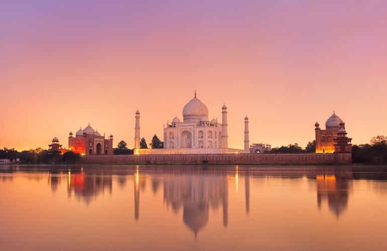 Best places when traveling to India