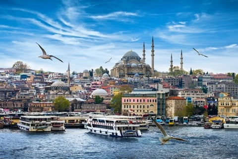 What to visit in Istanbul for 2 days