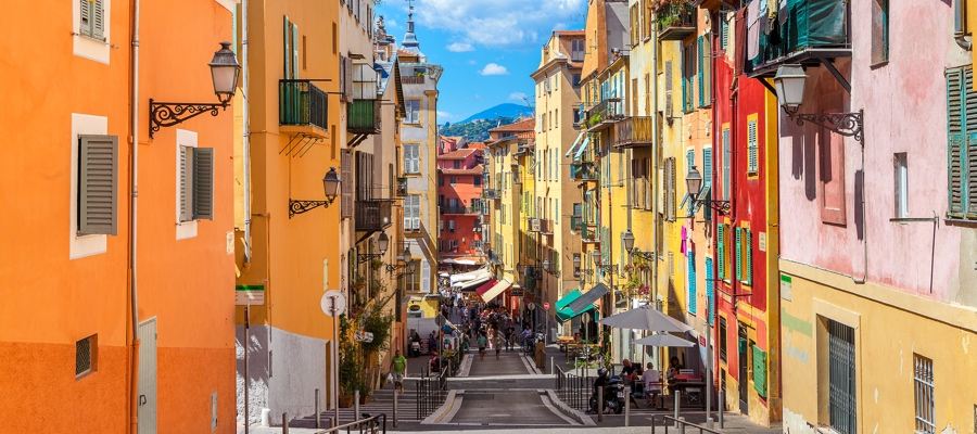 Best Places To Take Great Photos In Nice France