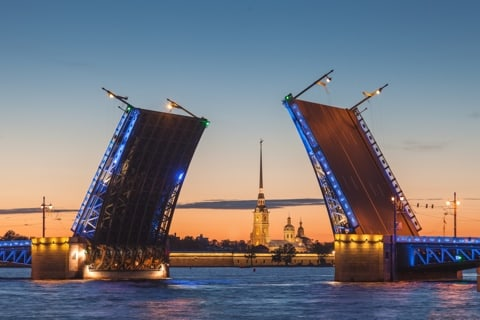 Top 6 unusual things to do in Saint Petersburg