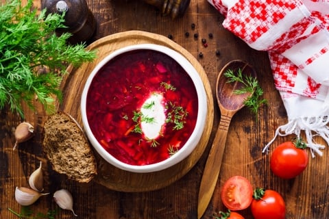Top 6 Russian foods you have to try at least once in your life