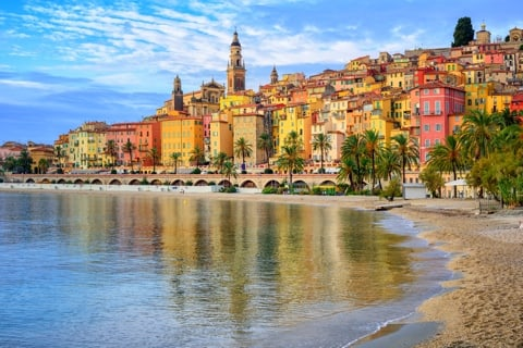 Top 5 one-day trips from Nice