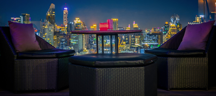 The Best 7 Rooftop Bars in St. Petersburg Russia (with a map)