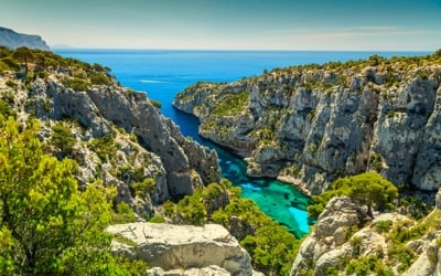 Shared Boat Tours Cassis France